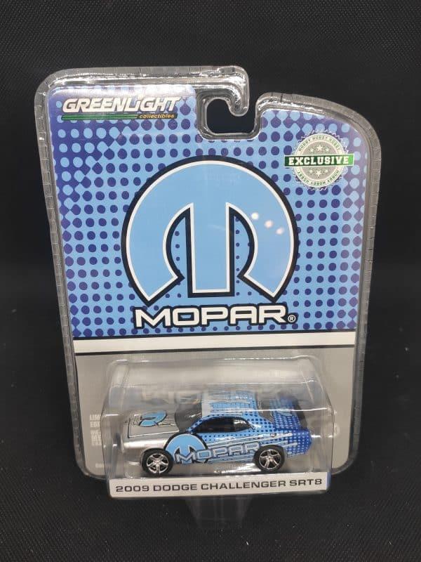 Greenlight 2019 Dodge Challenger SRT8 Mopar scaled