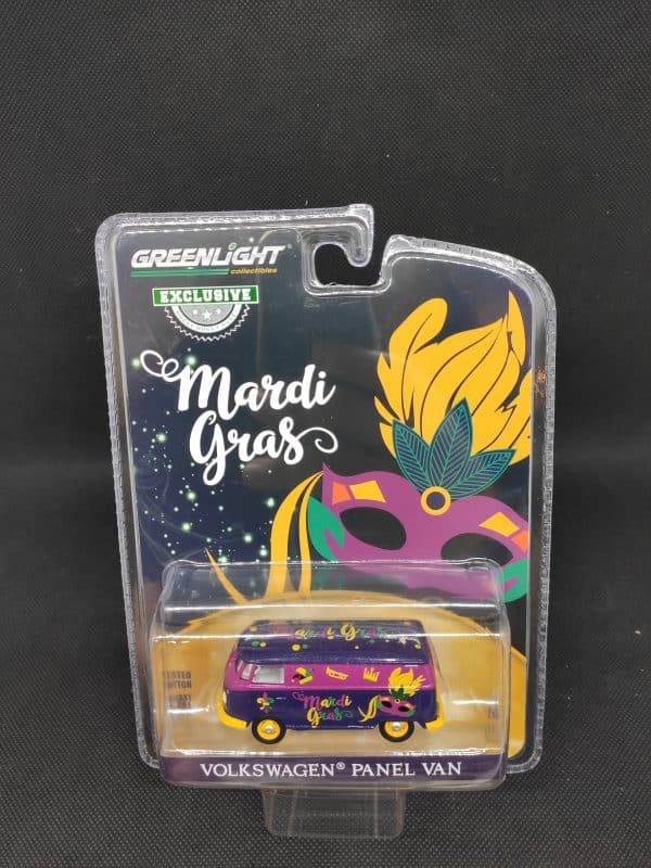 Greenlight Volkswagen Mardi Gras scaled