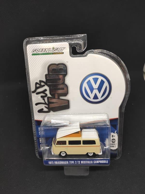 Greenlight Volkswagen Westfalia Cream scaled