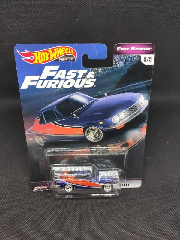 Hot Wheels Fast Furious Nissan Silvia scaled