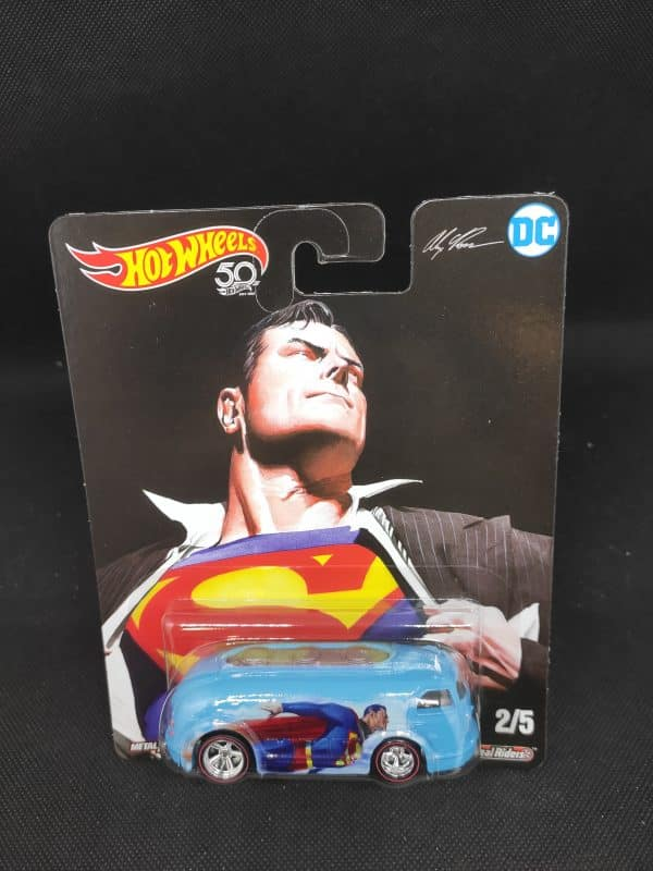 Hot Wheels Haulin Gas DC Comics scaled