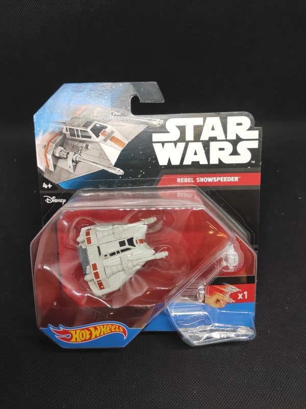 Hot Wheels Star Wars Rebel SnowSpeeder scaled