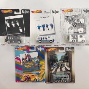 Hot Wheels serie Beatles