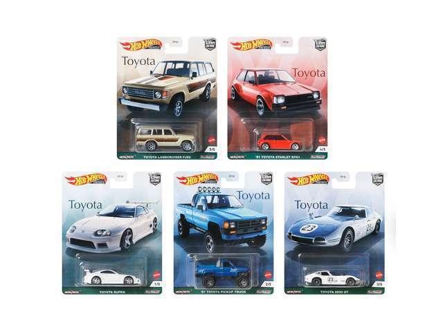 Serie Toyota 1