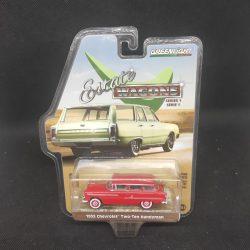 Greenlight 1955 Chevrolet Two-Ten Handyman Estate Wagons 1