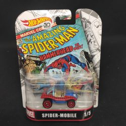 Hot Wheels Spider-Mobile