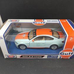 Motor Max BMW M3 Coupe GULF
