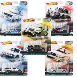serie hyper trucks
