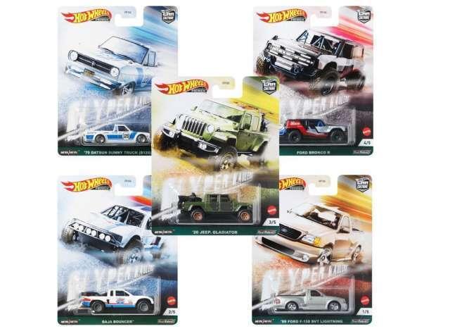 serie hyper trucks 1